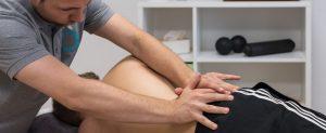 Physiotherapie: Kurzfristige Behandlung bei akuten Schmerzen